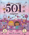 Tapa del libro 501 Imagines. Juega con tus Amigas