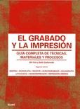 Tapa del libro El Grabado y la Impresión
