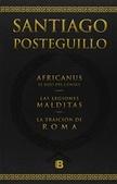 Tapa del libro Caja Trilogia Africanus