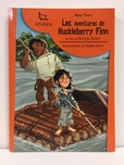 Tapa del libro Las Aventuras de Huckleberry Finn