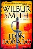Tapa del libro León Dorado