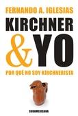 Tapa del libro Kirchner y Yo