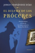Tapa del libro El Dilema de los Proceres