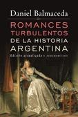 Tapa del libro Romances Turbulentos de la Historia Arge