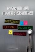 Tapa del libro Historias de Letras, Palabras y Frases