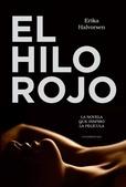 Tapa del libro Hilo Rojo, el