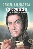 Tapa del libro Comida en la Historia Argentina, la