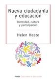 Tapa del libro Nueva Ciudadanía y Educación
