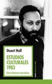 Tapa del libro Estudios Culturales 1983