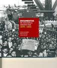 Tapa del libro Documentos de Historia Argentina (1870-1955)