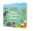 Tapa del libro Mitos, Leyendas y Fábulas