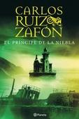 Tapa del libro El Principe de la Niebla