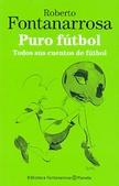 Tapa del libro Puro Fútbol