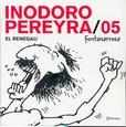 Tapa del libro Inodoro Pereyra 5