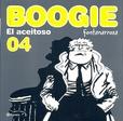 Tapa del libro Boogie el Aceitoso 4