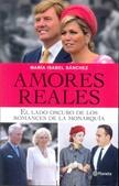 Tapa del libro Amores Reales
