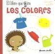 Tapa del libro El Libro que Gira. los Colores