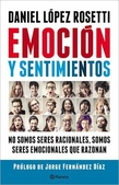 Tapa del libro Emoción y Sentimientos