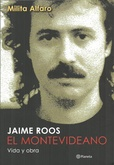 Tapa del libro Jaime Roos el Montevideano