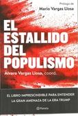 Tapa del libro El Estallido del Populismo