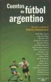 Tapa del libro Cuentos de Futbol Argentino