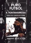 Tapa del libro Puro Futbol