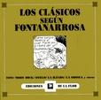 Tapa del libro Los Clasicos Segun Fontanarrosa