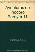 Tapa del libro Inodoro Pereyra 11 (El Renegau)
