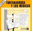 Tapa del libro Fontanarrosa y los Medicos