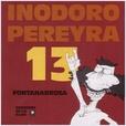 Tapa del libro Inodoro Pereyra 13