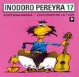 Tapa del libro Inodoro Pereyra 17