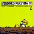 Tapa del libro Inodoro Pereyra 18