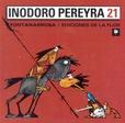 Tapa del libro Inodoro Pereyra 21