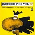Tapa del libro Inodoro Pereyra 22