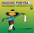 Tapa del libro Inodoro Pereyra 23