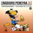 Tapa del libro Inodoro Pereyra 26