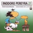 Tapa del libro Inodoro Pereyra 27