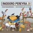 Tapa del libro Inodoro Pereyra 28
