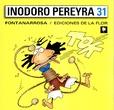 Tapa del libro Inodoro Pereyra 31