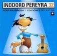 Tapa del libro Inodoro Pereyra 32