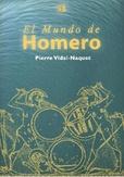 Tapa del libro El Mundo de Homero