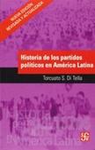 Tapa del libro Historias de los Partidos Politicos en America Latina