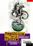 Tapa del libro Republica de la Tierra