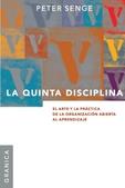 Tapa del libro La Quinta Disciplina