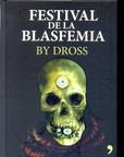 Tapa del libro El Festival de la Blasfemia