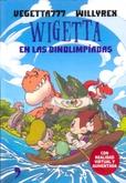 Tapa del libro Wigetta en las Dinolimpiadas