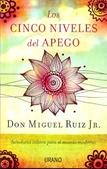 Tapa del libro Los Cinco Niveles del Apego