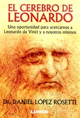 Tapa del libro El Cerebro de Leonardo