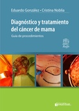 Tapa del libro Diagnóstico y Tratamiento de Cáncer de Mama