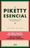 Tapa del libro Piketty Esencial